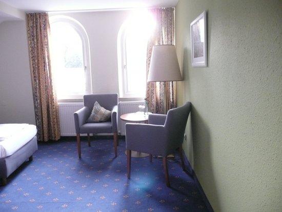 Hotel Johannisbad: our bedroom
