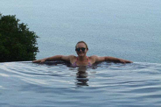 Anamaya Resort & Retreat Center: Me in the pool :)