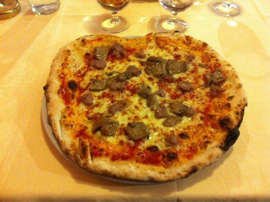 Ristorante Pizzeria A Soleder: Primierotta