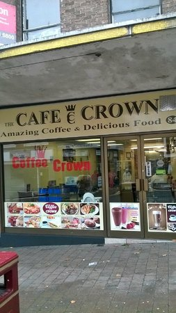 The Cafe Crown