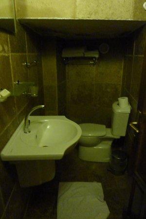Kirkit Hotel: salle d'eau