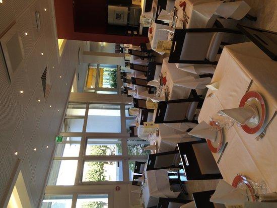 Hotel Alba: Restaurant