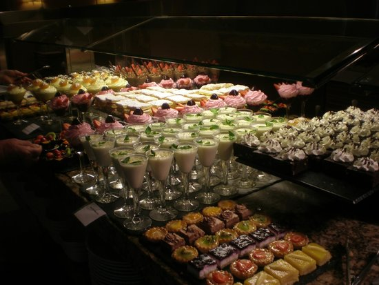 Protur Palmeras Playa: Tourist Night desserts