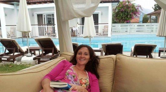 Mozaik Boutique Hotel Rooms & Apartments: cabana