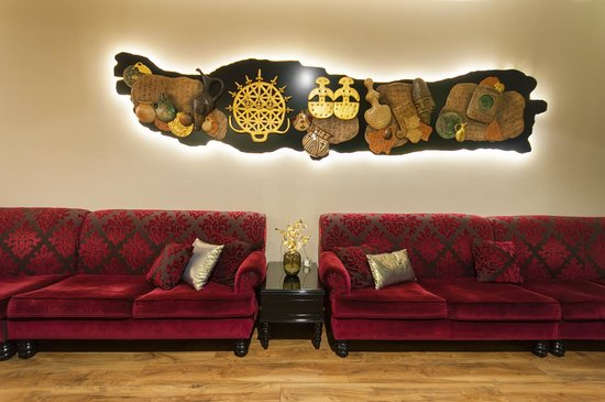 Neorion Hotel: Living Room