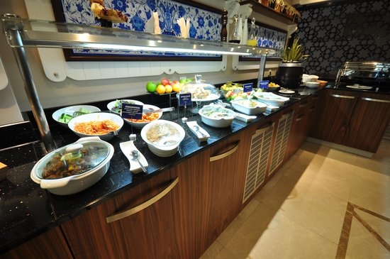 Neorion Hotel: Afternoon Buffet