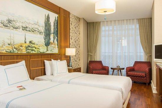 Neorion Hotel: Standard twin room