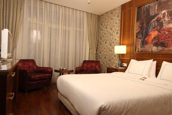 Neorion Hotel: Standard double room