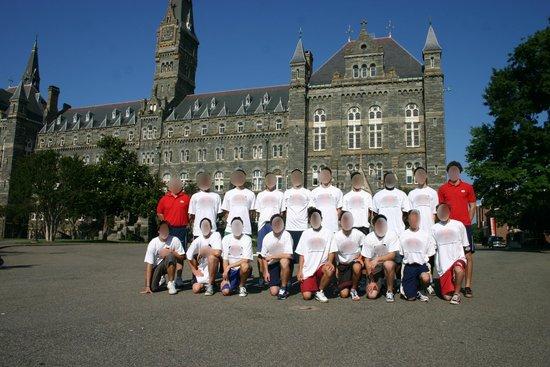 Georgetown University : foto ricordo