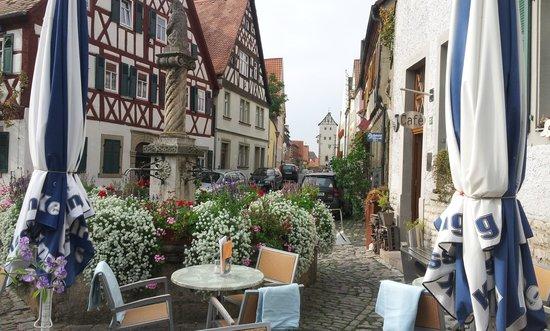Mainbernheim, Germany: Blick zum Tor 1
