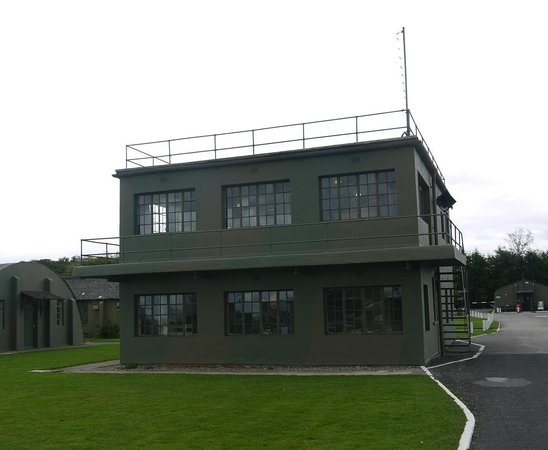Yorkshire Air Museum: The Control Tower