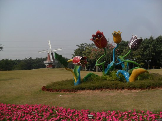 Nanshan Flower World