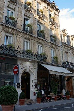 Hôtel de l'Abeille : hotel exterior