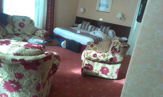 Best Western Buxton Lee Wood Hotel: room 12