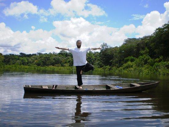 Kurupira Floating Cabin Amazonas : Rio Yavari