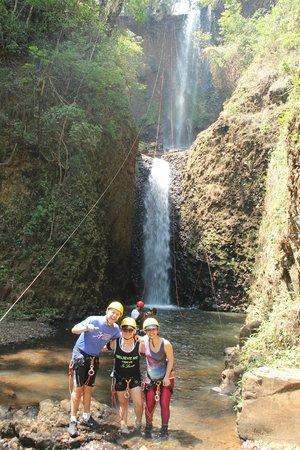 Cassorova Eco Park: Cachoeira Cassorova