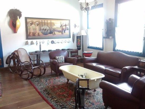 Hotel Fazenda 3 Pinheiros : Sala