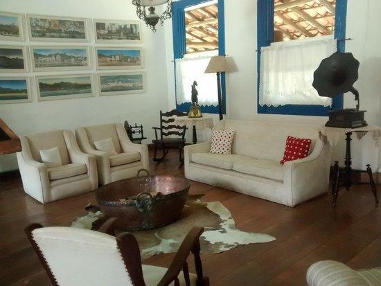 Hotel Fazenda 3 Pinheiros : sala3