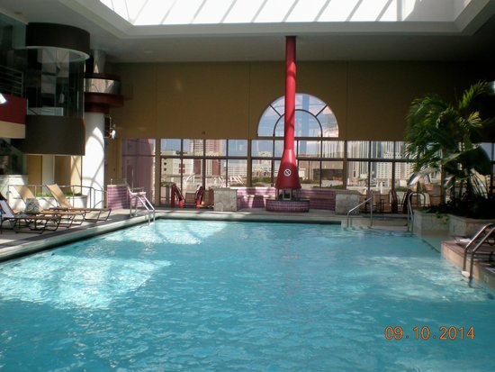 Ballys casino atlantic city pool