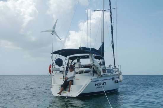 Seven Seas Charters Day Tours: Captain Shaun at Starfish Point