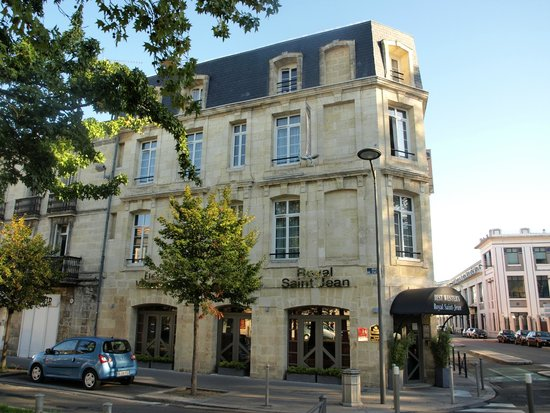Best Western Gare Saint Jean: Exterior of hotel