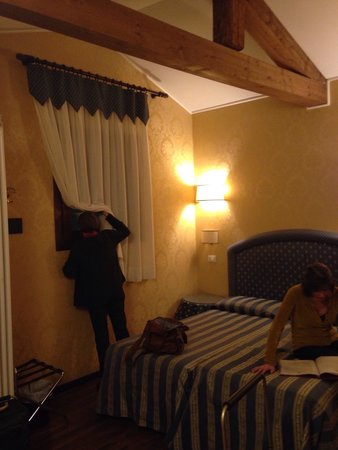 Hotel da Bruno: Triple room