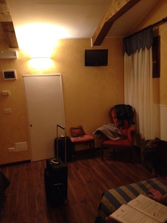 Hotel da Bruno: Room