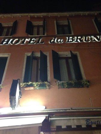 Hotel da Bruno: Frontage