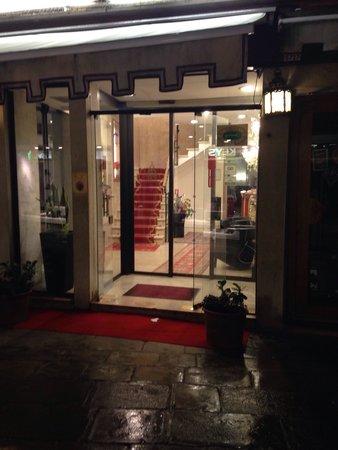 Hotel da Bruno: Entrance
