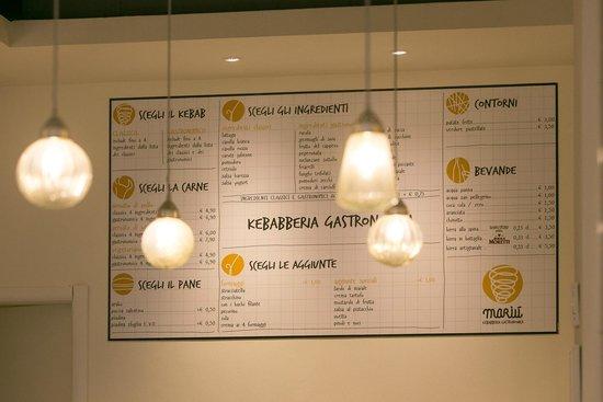 Mariu Kebabberia Gastronomica