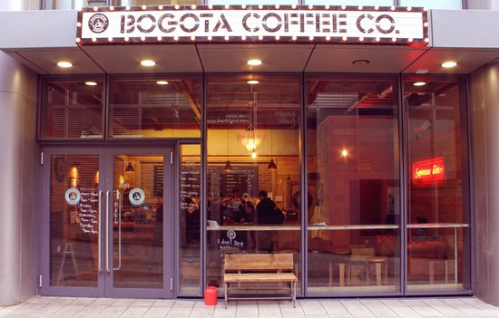 ‪The Bogota Coffee Company‬
