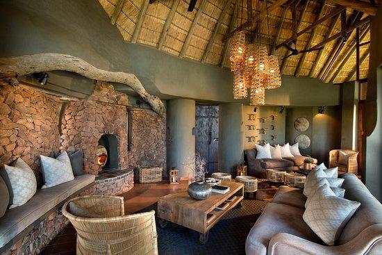 Madikwe Game Reserve, جنوب أفريقيا: Hotel Interior