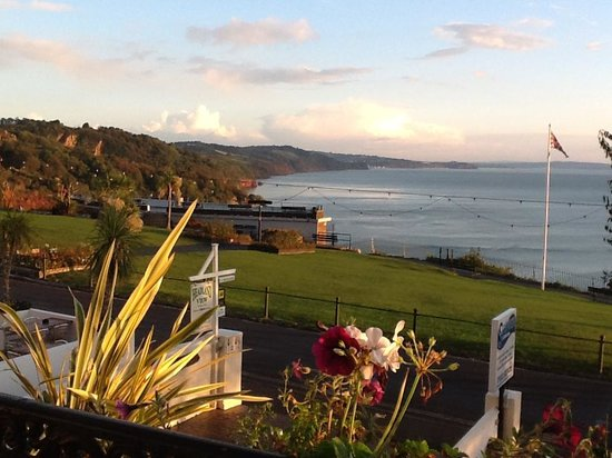 Seabreeze at Babbacombe: Magical view