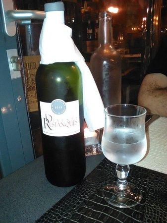 La Goelette : Un bon vin de pays.