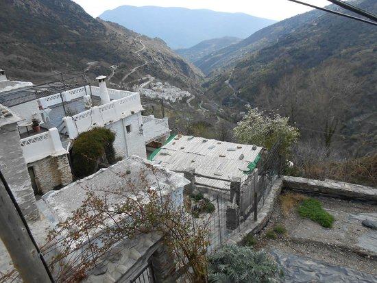 Apartamentos Turisticos Rural Los Tinaos: vista desde el salón