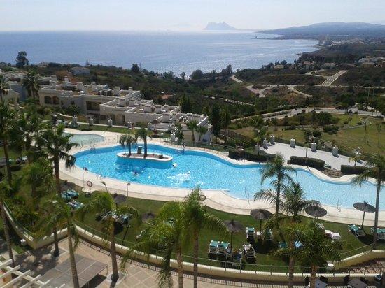 Pierre & Vacances Village Club Terrazas Costa del Sol: vue de notre appartement