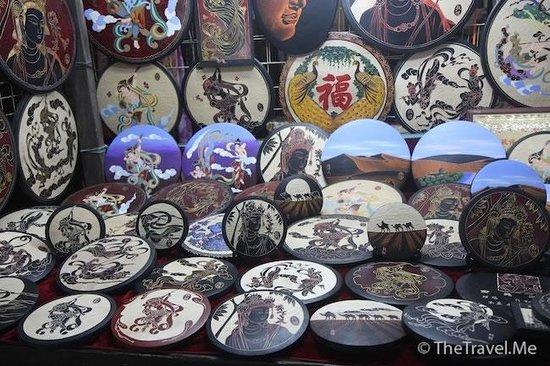Shazhou Market: 沙州市場