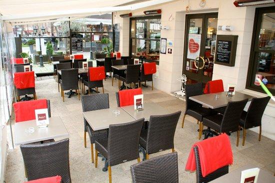 Burger maison photo de lut tia honfleur tripadvisor - Brasserie lutetia menu ...