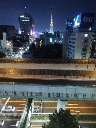 Dai-Ni Fuji Hotel: 9階客室より