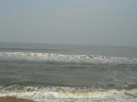 Blue Waters Cherai : beach