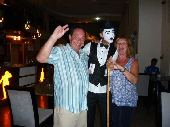 Tildi Hotel & SPA: la charlot restaurant
