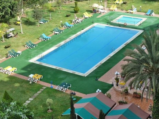 Hôtel Tildi & SPA : pool