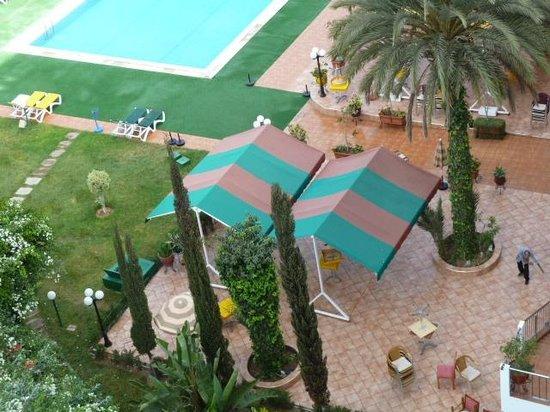 Tildi Hotel & SPA: pool area