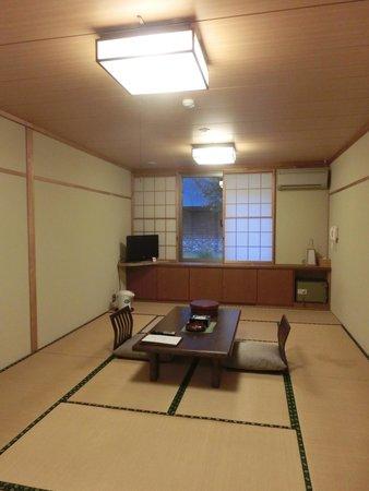 Azuki Onsen Kabokunoyado: 12畳和室