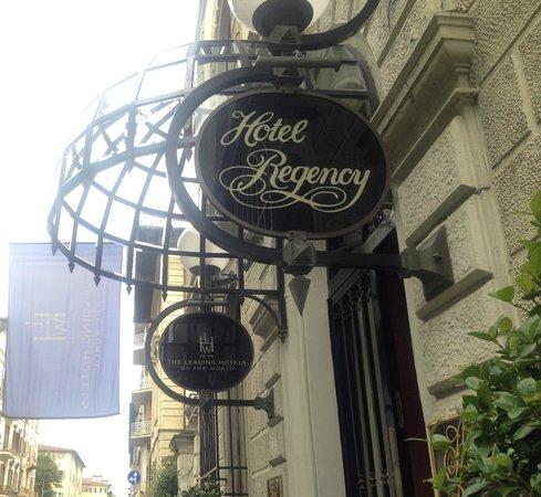 Hotel Regency: Hotel frontage