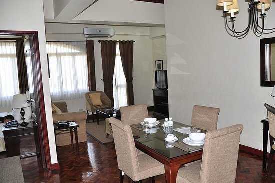 Parque Espana Residence Hotel : 3 Bedroom suite