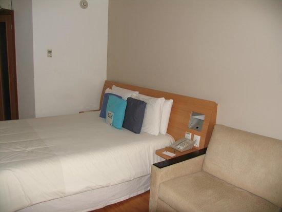 Novotel RJ Santos Dumont : Bedroom