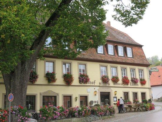 Hotel-Gasthof Schwarzes Lamm: Hotel Schwarzes Lamm