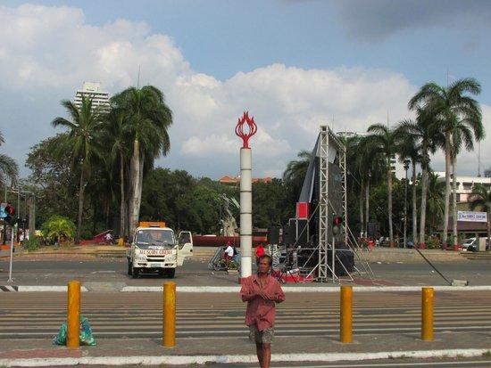 Plaza Rajah Sulayman: поблизости