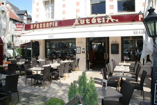 De 10 beste restaurants in honfleur tripadvisor - Brasserie lutetia menu ...